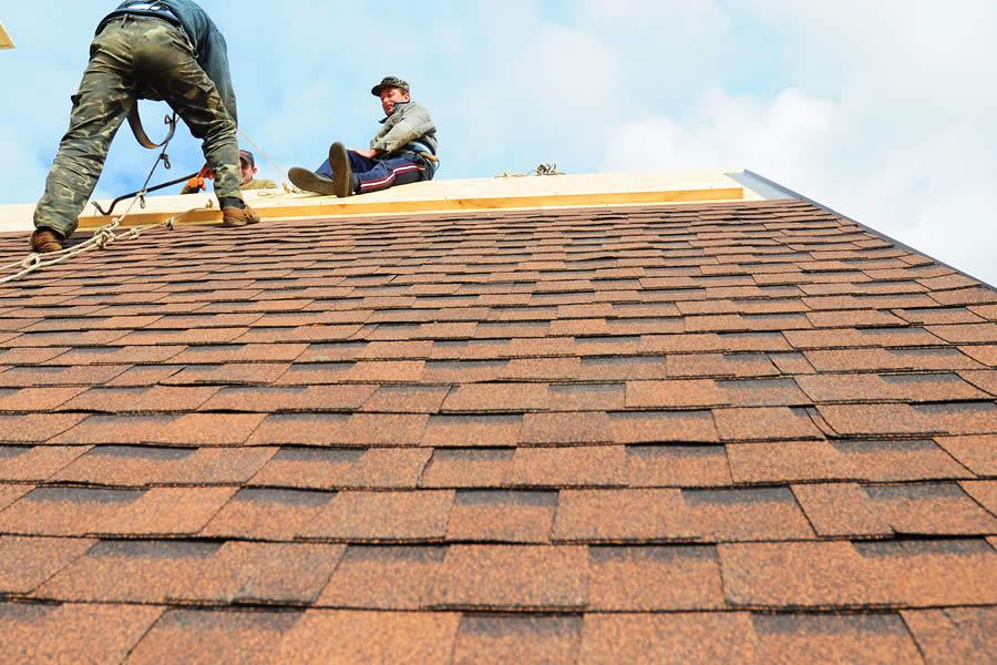 Roofing-Installation